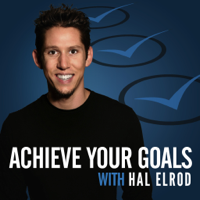 Podcast cover art for Achieve Your Goals with Hal Elrod: Success | Productivity | Personal Development | Lifestyle | Business