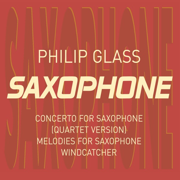 Glass: Saxophone