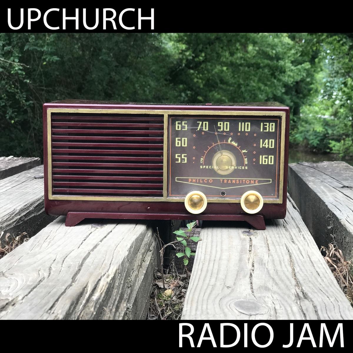 Radio Jam - Single Upchurch CD cover