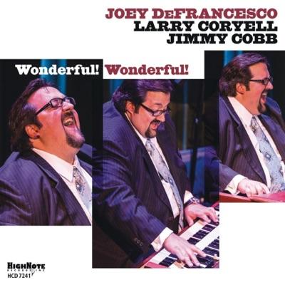 Wonderful! Wonderful! - Joey DeFrancesco