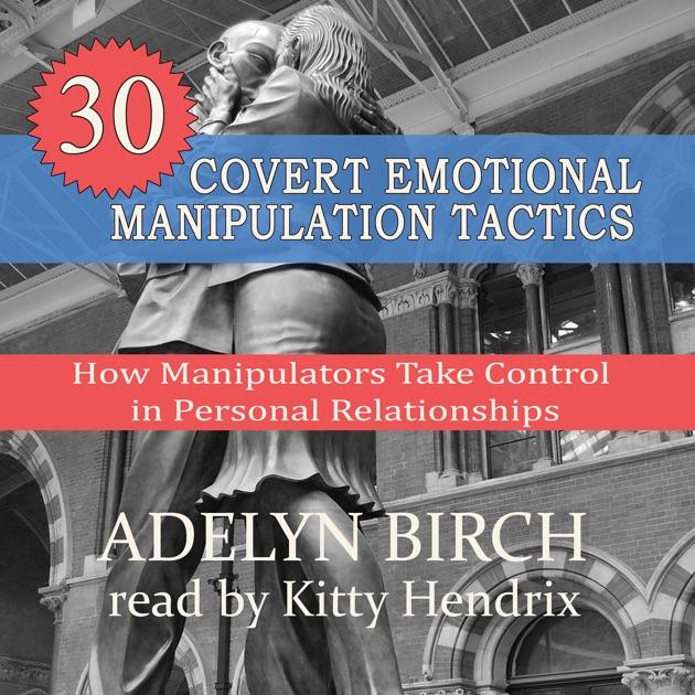 covert emotional manipulation