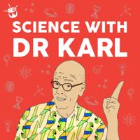 Dr Karl on triplej podcast