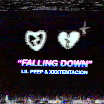 Lil Peep & XXXTENTACION Falling Down music review