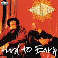 Gang Starr - Hard to Earn artwork