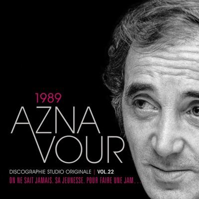 Discographie Studio Originale, Vol. 22: 1989 - Charles Aznavour