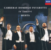 José Carreras, Luciano Pavarotti & Plácido Domingo - The Three Tenors in Concert  artwork