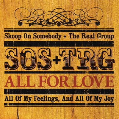 All For Love - Aikoso Subete - Single - The Real Group
