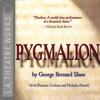 George Bernard Shaw - Pygmalion (Original Staging Fiction)  artwork