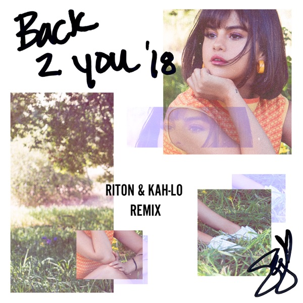 Back to You (Riton & Kah-Lo Remix) - Single