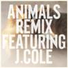 Maroon 5 - Animals (feat. J. Cole) [Remix] artwork