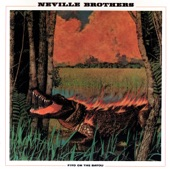 The Neville Brothers - Fire on the Bayou
