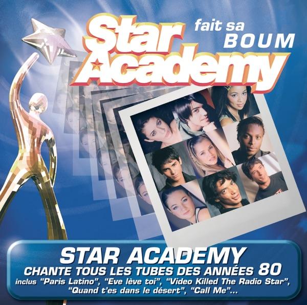 Star Academy 2  -  Paris Latino diffusé sur Digital 2 Radio