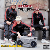 Beastie Boys - Solid Gold Hits artwork