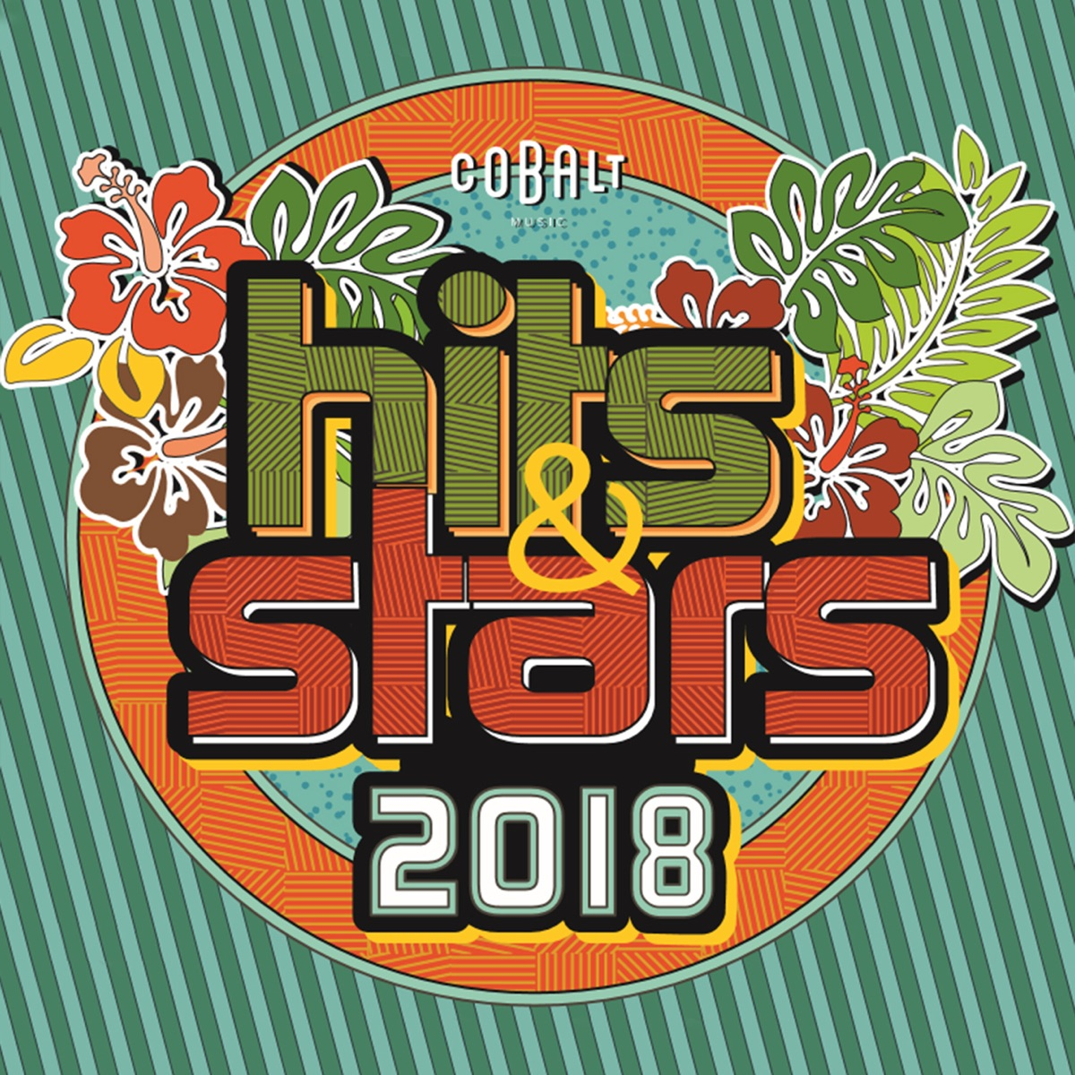 Hits  Stars Winter 2018 Various Artists CD cover