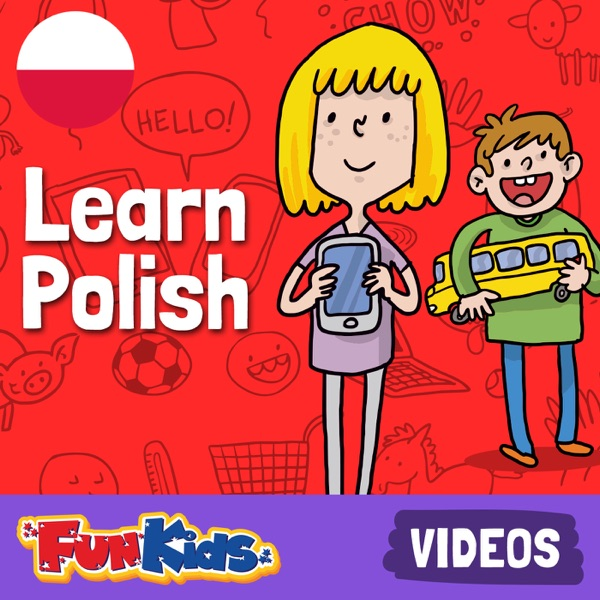 Learn Polish: Polish for Kids and Beginners (Watch)