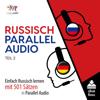 Lingo Jump - Russisch Parallel Audio - Einfach Russisch Lernen mit 501 Sätzen in Parallel Audio - Teil 2 [Russian Parallel Audio - Learn Russian with 501 sentences in Parallel Audio] (Unabridged) artwork