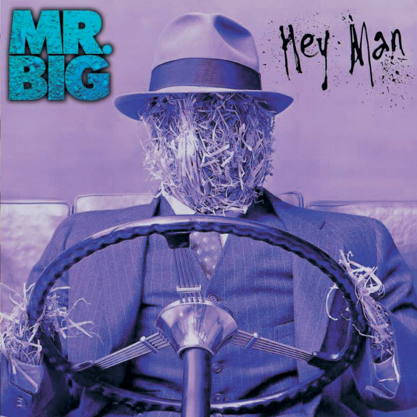 Image result for Mr. Big - HEY MAN itunes