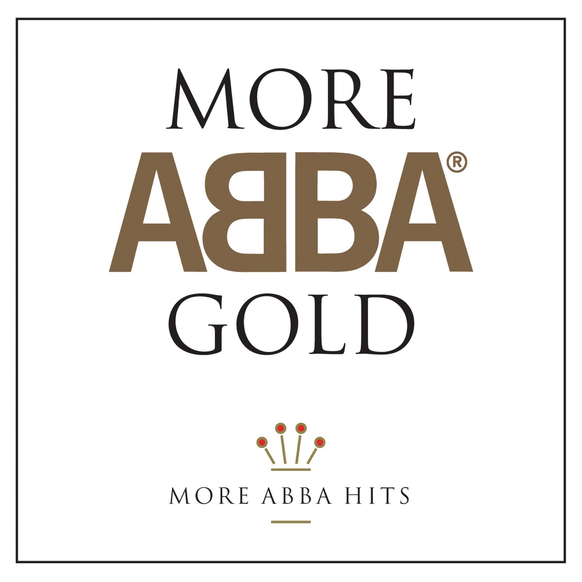 More ABBA Gold ABBA CD cover