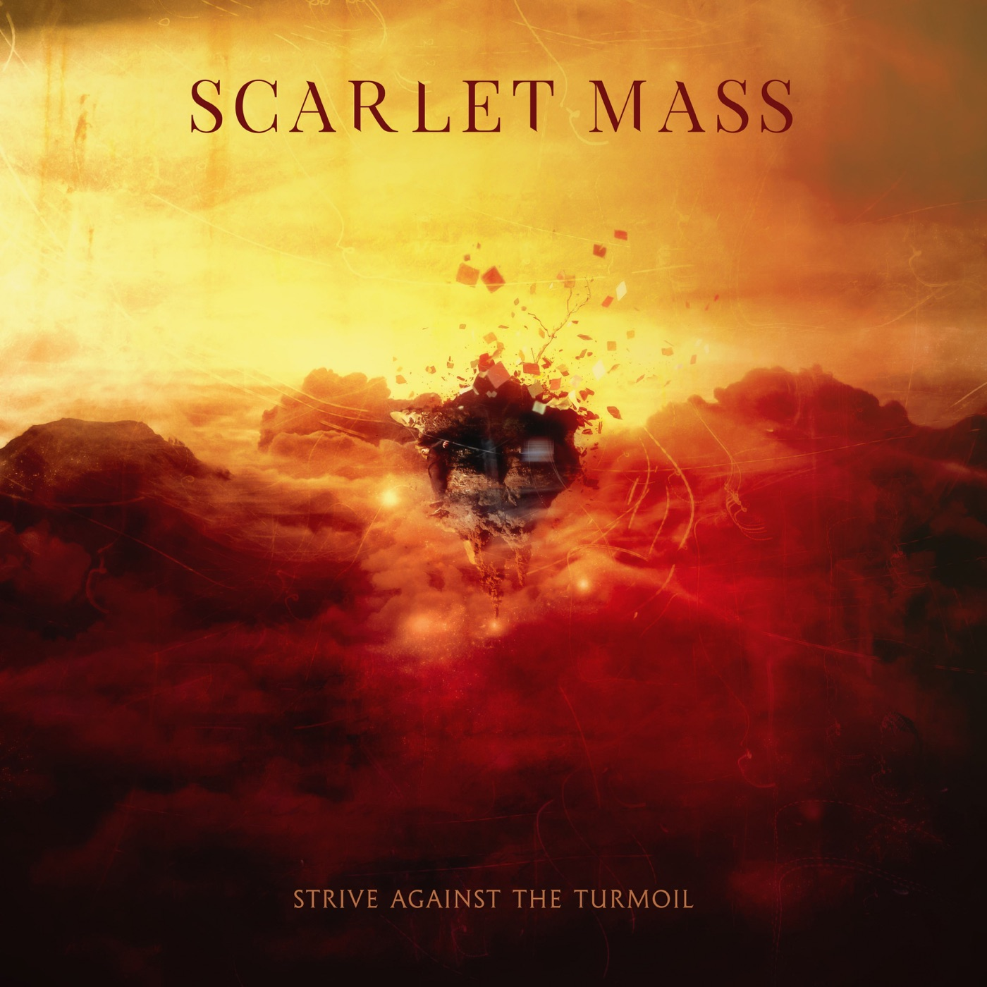 Scarlet Mass - Strive Against The Turmoil (2018)