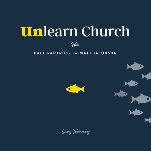 Cover image of Unlearn Church