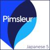 Pimsleur - Pimsleur Japanese Level 5: Learn to Speak and Understand Japanese with Pimsleur Language Programs artwork