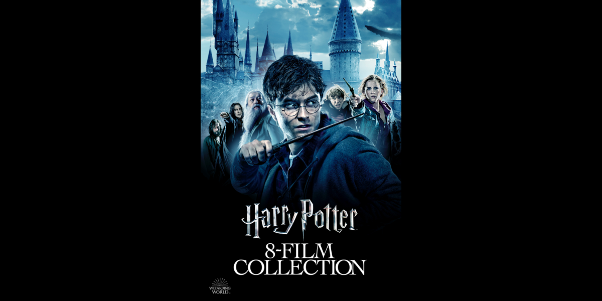 Harry Potter Complete Collection on iTunes