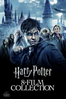 Warner Bros. Entertainment Inc. - Harry Potter Complete Collection artwork