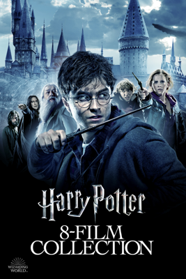 Harry Potter Complete Collection HD Download