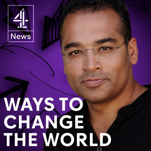 Cover image of Ways to Change the World with Krishnan Guru-Murthy