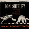Don Shirley - Piano Perspectives  artwork