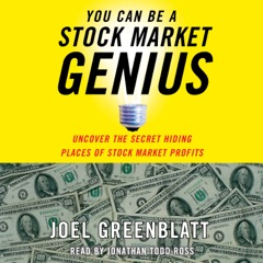 You Can Be a Stock Market Genius (Unabridged)