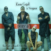 Doin' it (Kon Cept vs AngieK Club Mix) [feat. Vegas]