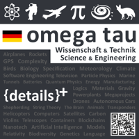 podcast (de) – omega tau science & engineering podcast podcast