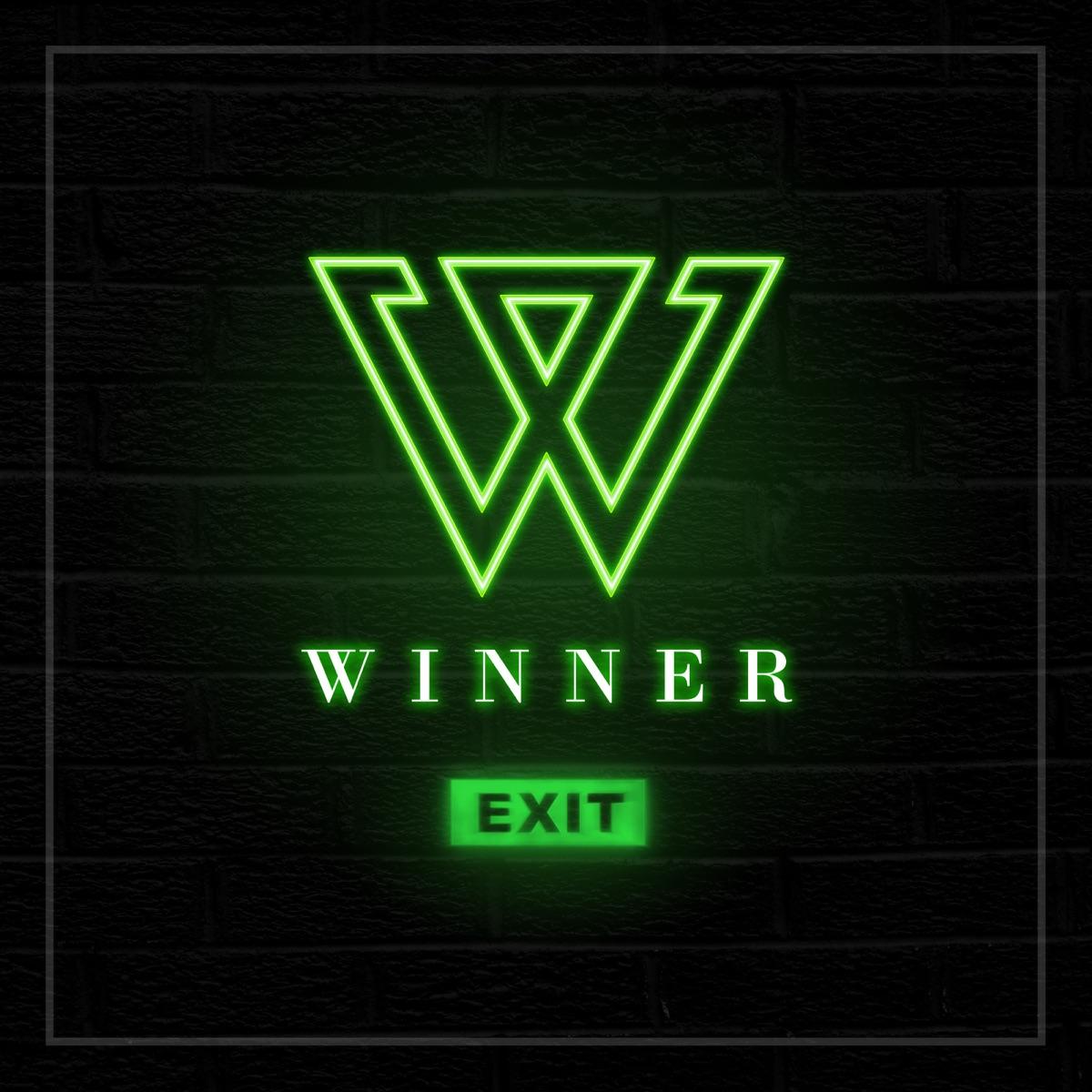 EXIT  E - EP WINNER CD cover
