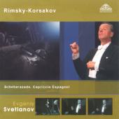 Evgeny Svetlanov & The State Academic Symphony Orchestra - Rimsky-Korsakov: Scheherazade, Capriccio Espagnol