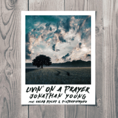 Living on a Prayer (feat. Caleb Hyles & SixteeninMono)