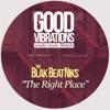The Blak Beatniks - The Right Place (Sean McCabe Deepa Reprise) artwork
