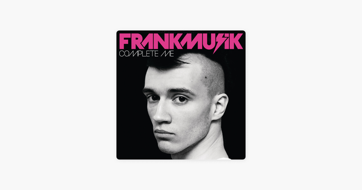 Frankmusik announces new single: ohnotheydidnt — livejournal.