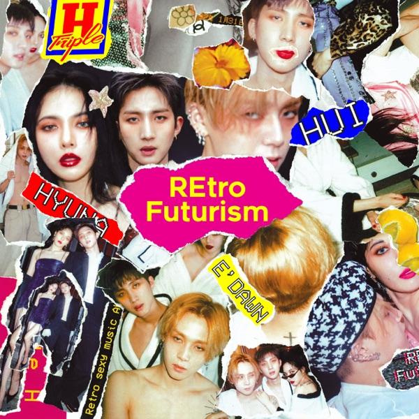Triple H - Retro Futurism - EP