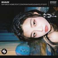 Way Back Home (feat. Conor Maynard) [Sam Feldt Edit] ジャケット画像