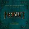 Howard Shore - The Hobbit: The Battle of the Five Armies (Original Motion Picture Soundtrack) [Special Edition]  arte