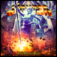 Stryper - God Damn Evil artwork
