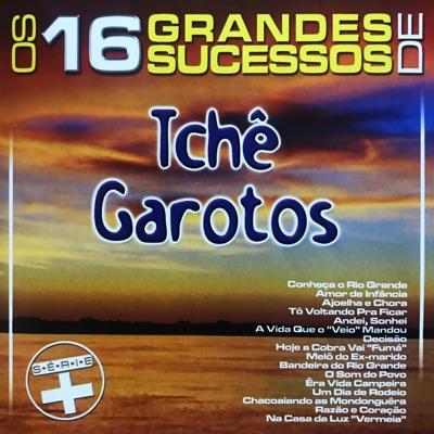 Os 16 Grandes Sucessos de Tchê Garotos Série + - Tche Garotos
