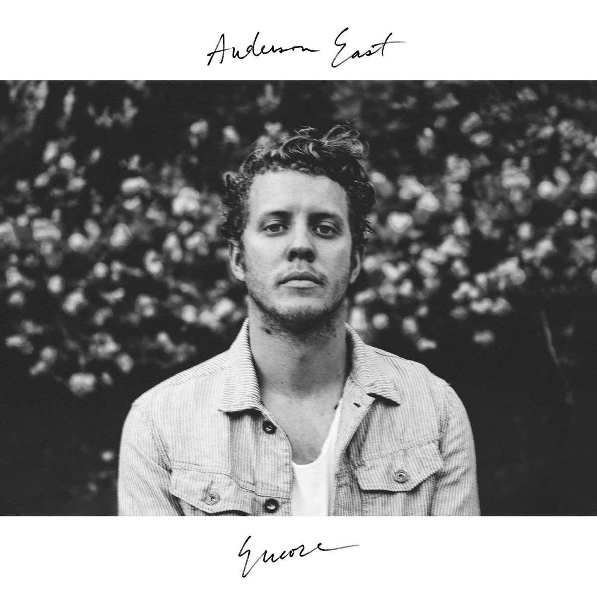 Encore Anderson East CD cover