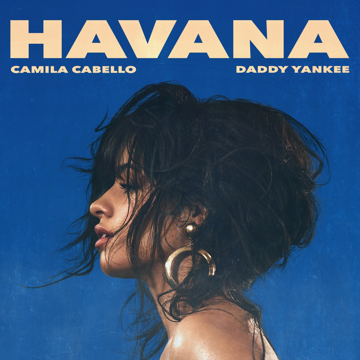 Havana Remix - Single Camila Cabello  Daddy Yankee CD cover