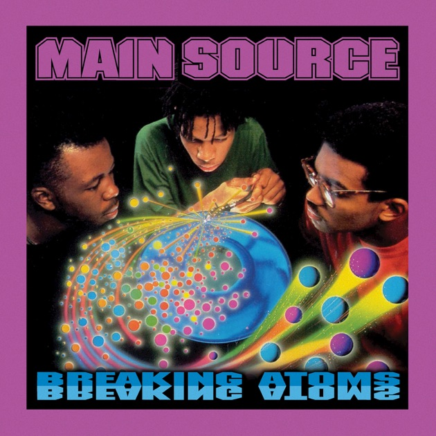 Breaking Atoms by Main Source