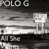 Polo G - All She Wants Single Album