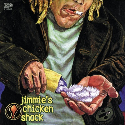 Pushing the Salmanilla Envelope - Jimmie's Chicken Shack