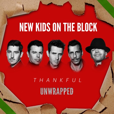 Thankful (Unwrapped) - New Kids On the Block album