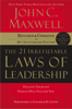 John C. Maxwell - the 21 Irrefutable Laws of Leadership (Abridged)  artwork
